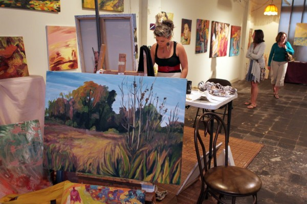 Cleveland Arts Listings March 16-22 Friday Art