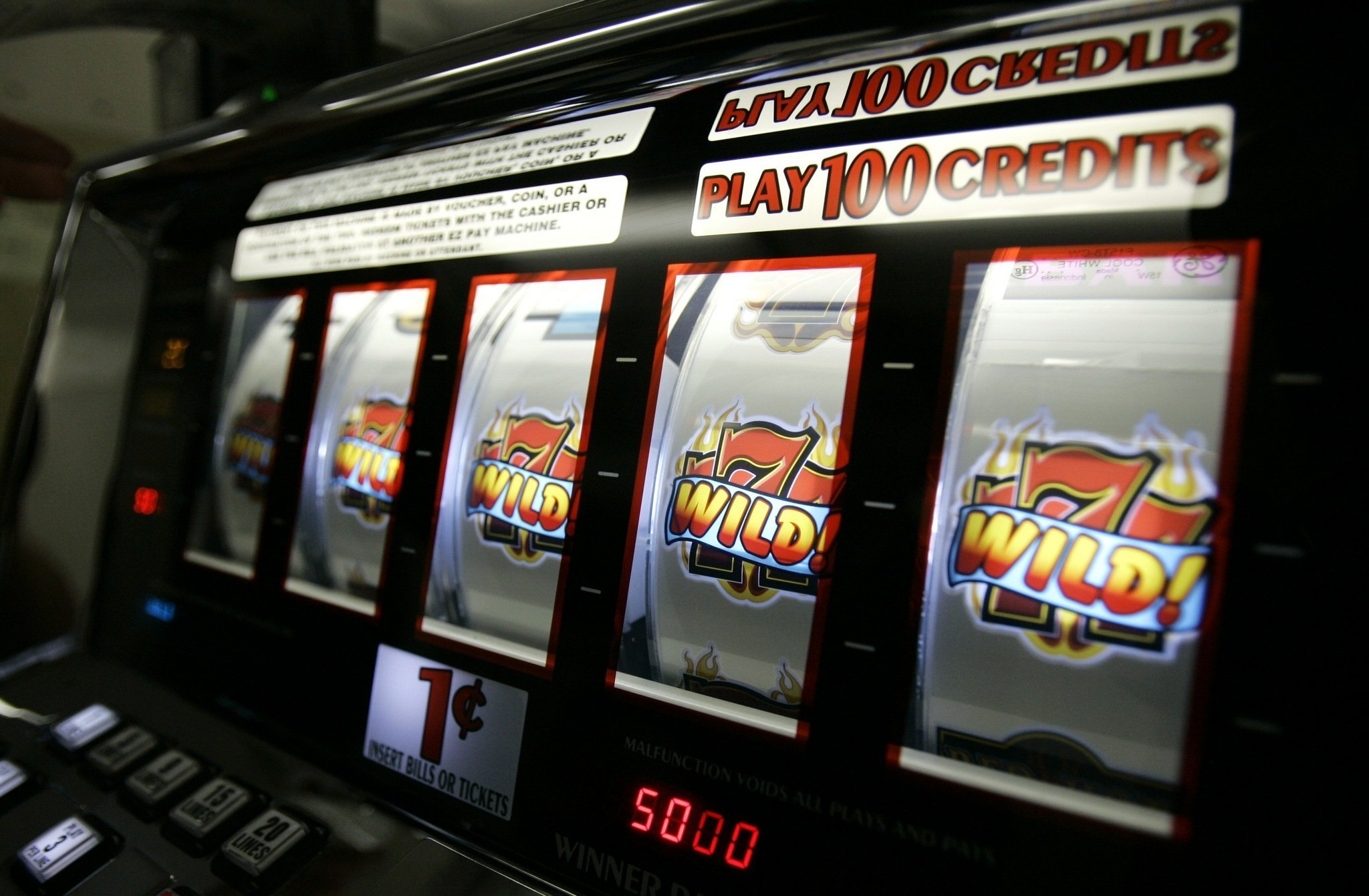 Image result for Slot machines