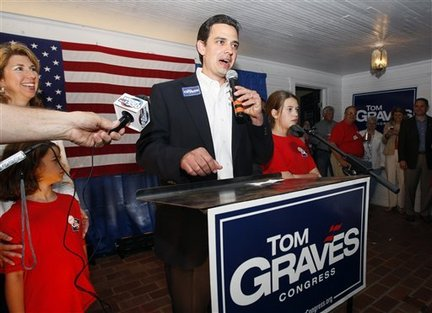 Rep. Tom Graves (D-GA)