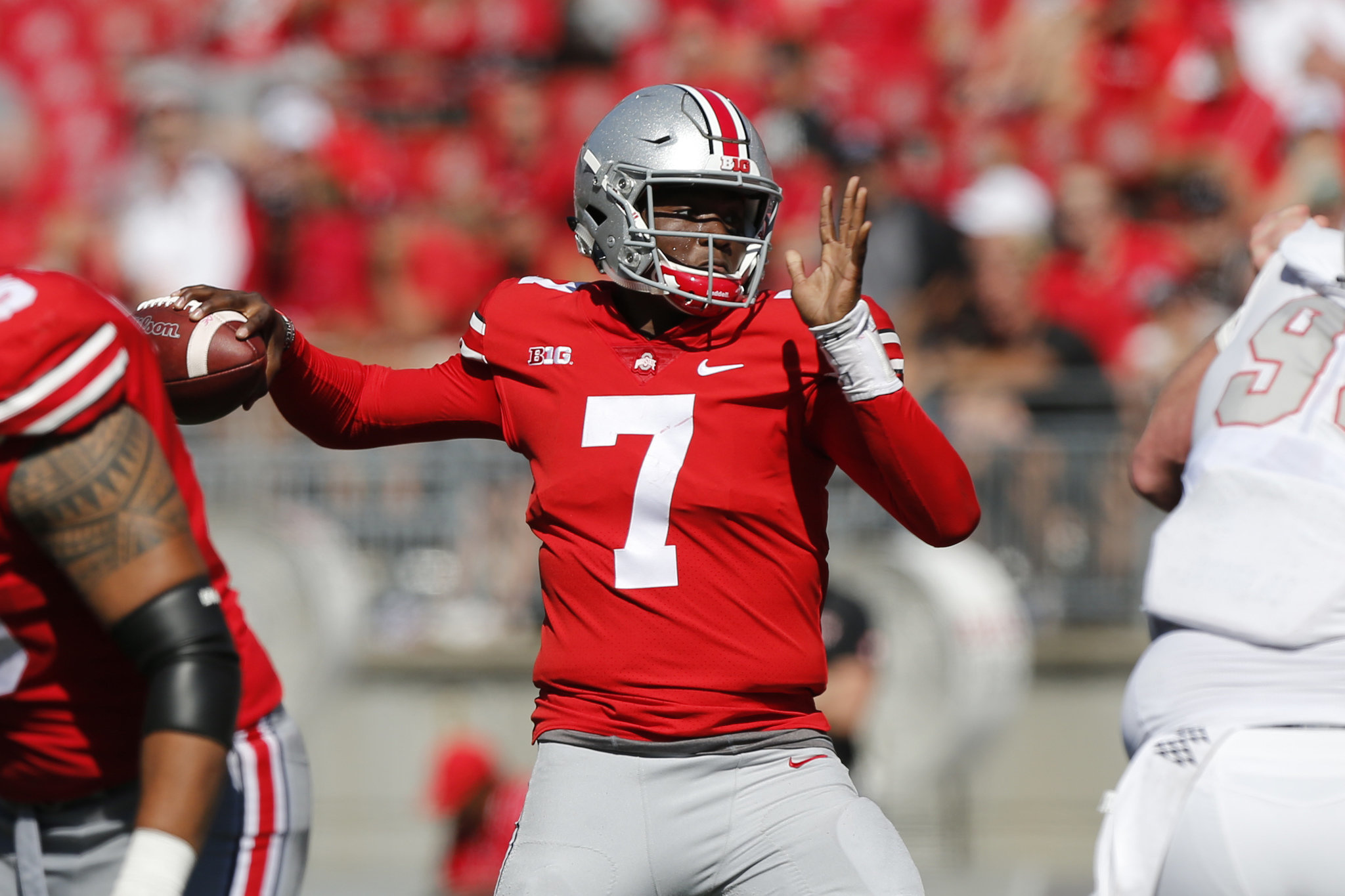 Image result for QB Dwayne Haskins