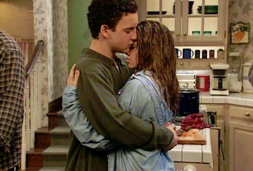 Image result for cory and topanga