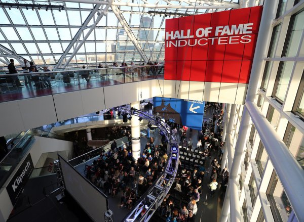Rock And Roll Hall Of Fame 2015 Induction Ceremony Recap