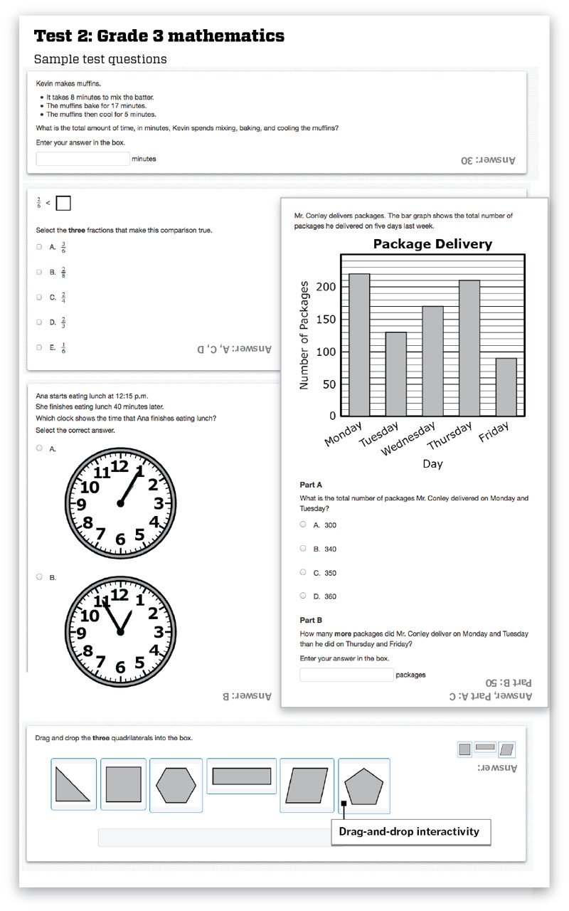 hight resolution of Math State Test For 6th Grade 7th grade math test prep book 1 youtube8th  ela state