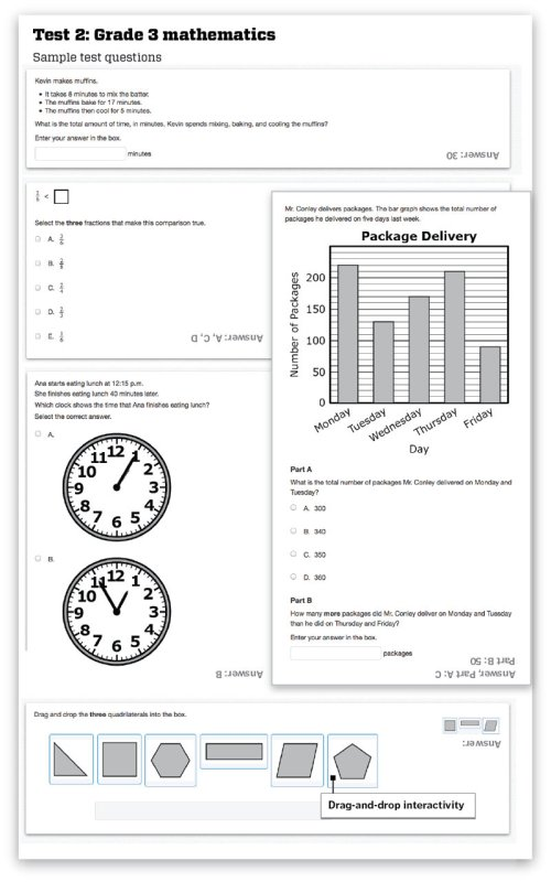 small resolution of Math State Test For 6th Grade 7th grade math test prep book 1 youtube8th  ela state