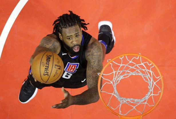 Image result for deandre jordan 2018