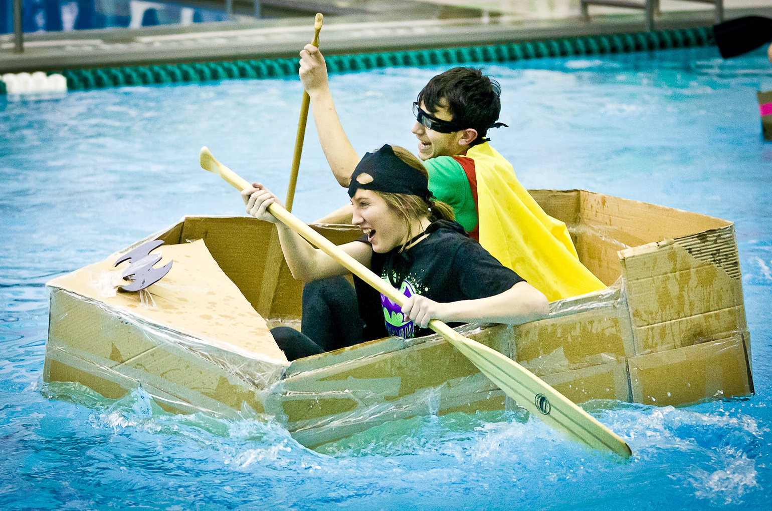 Fun On A Sinking Ship In Mayfield Photo Of The Day