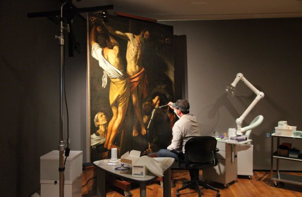 Cleveland Art Museum Paintings Caravaggio