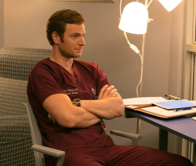 Cleveland Native Nick Gehlfuss Starring In Nbcs Chicago Med Cleveland Com