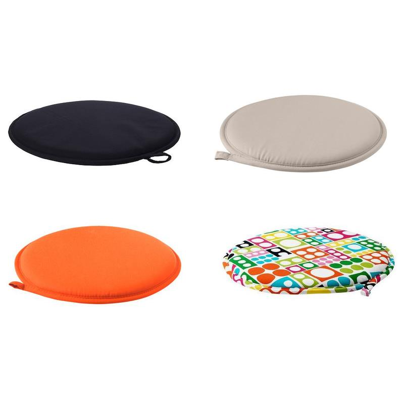 Ikea Chair Cushion Cilla Round 3 Colors Suitable For Stool