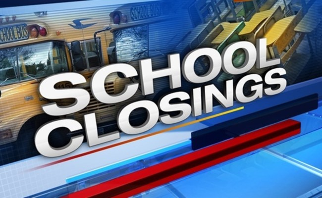 School Closings Delays Due To Severe Weather