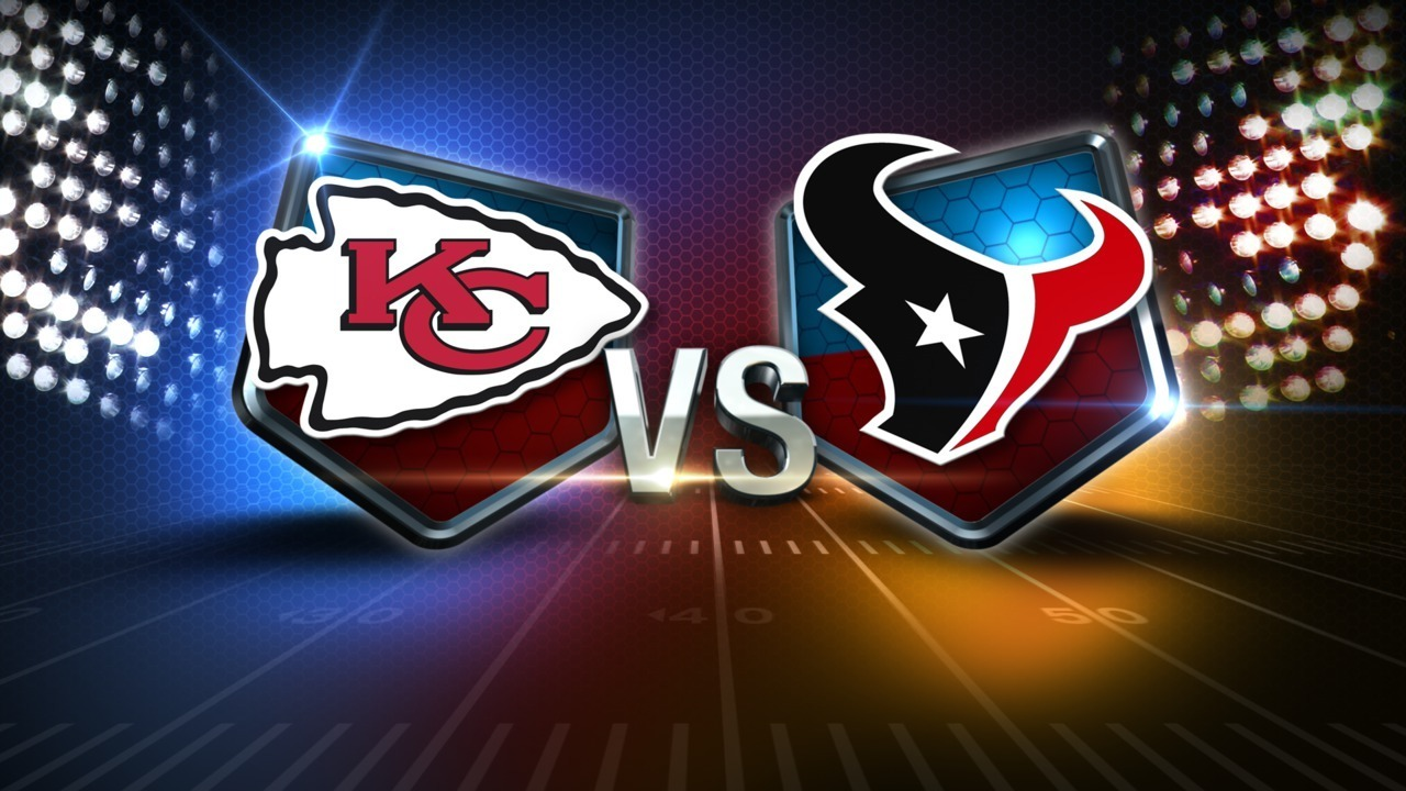 Image result for Kansas City Chiefs vs. Houston Texans