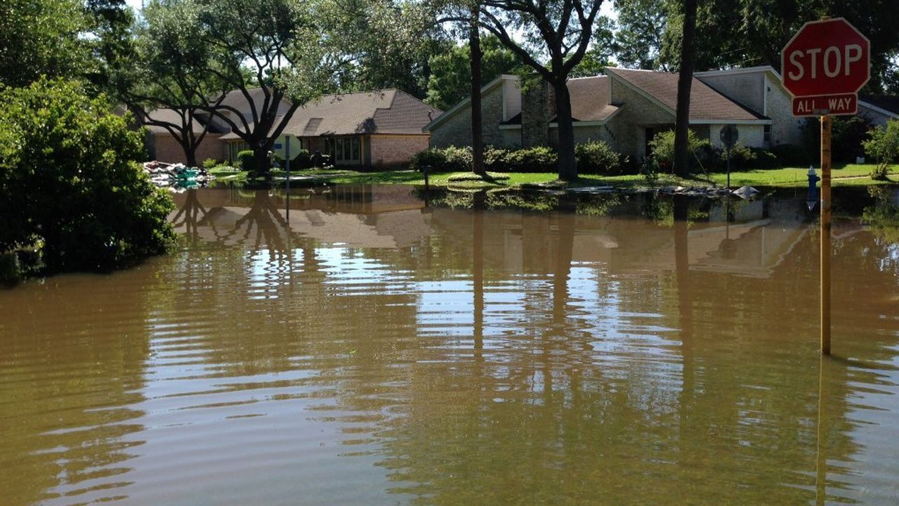 More than 3600 flooded homes in Harris County