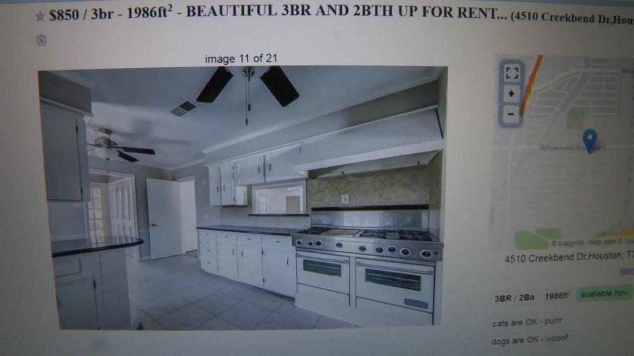House For Sale Pops Up On Fake Rental Listing