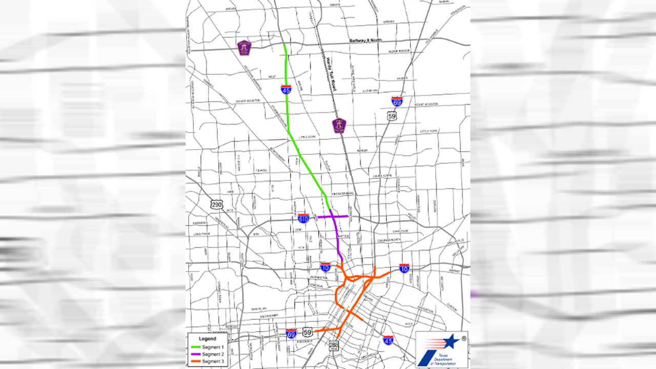 I-45 North expansion will move forward after Friday's vote