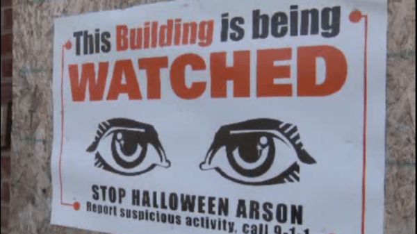 Detroit to enforce curfew gas can ordinance during Halloween