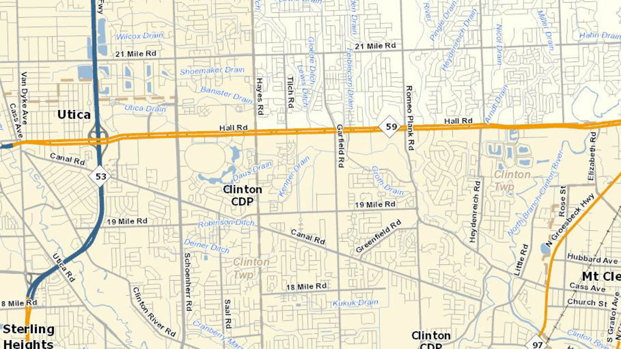 Hall Road reconstruction project to begin in March