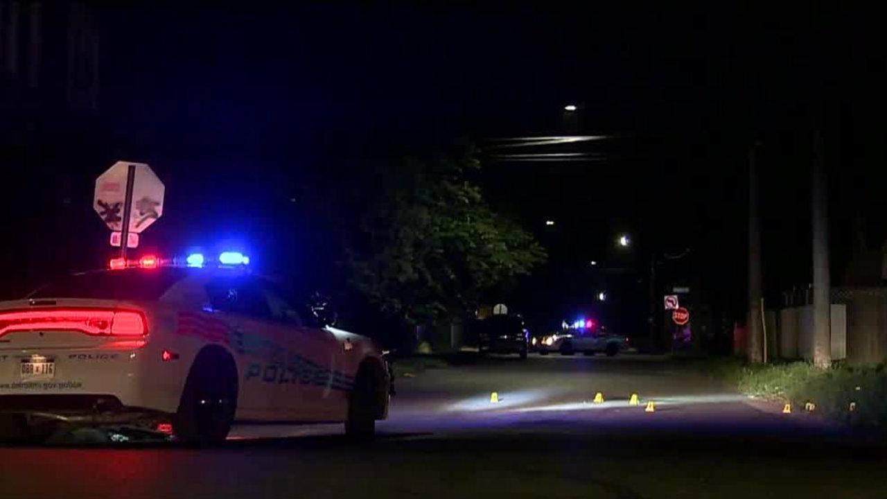 Gunman Opens Fire On Police In Southwest Detroit; Officers
