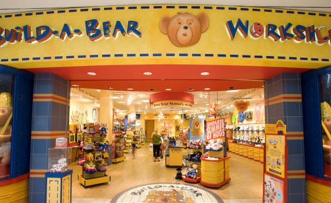 Build A Bear Workshop Hosts Pay Your Age Day Today What