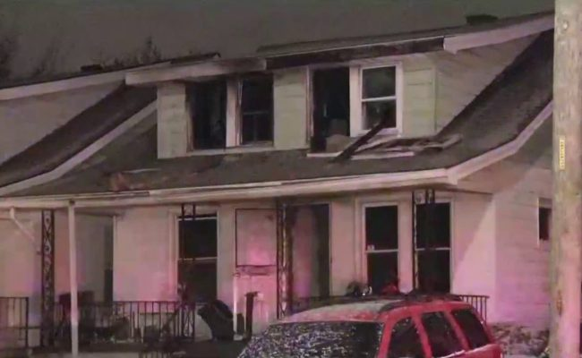 2 Year Old Killed Two Firefighters Injured In Detroit