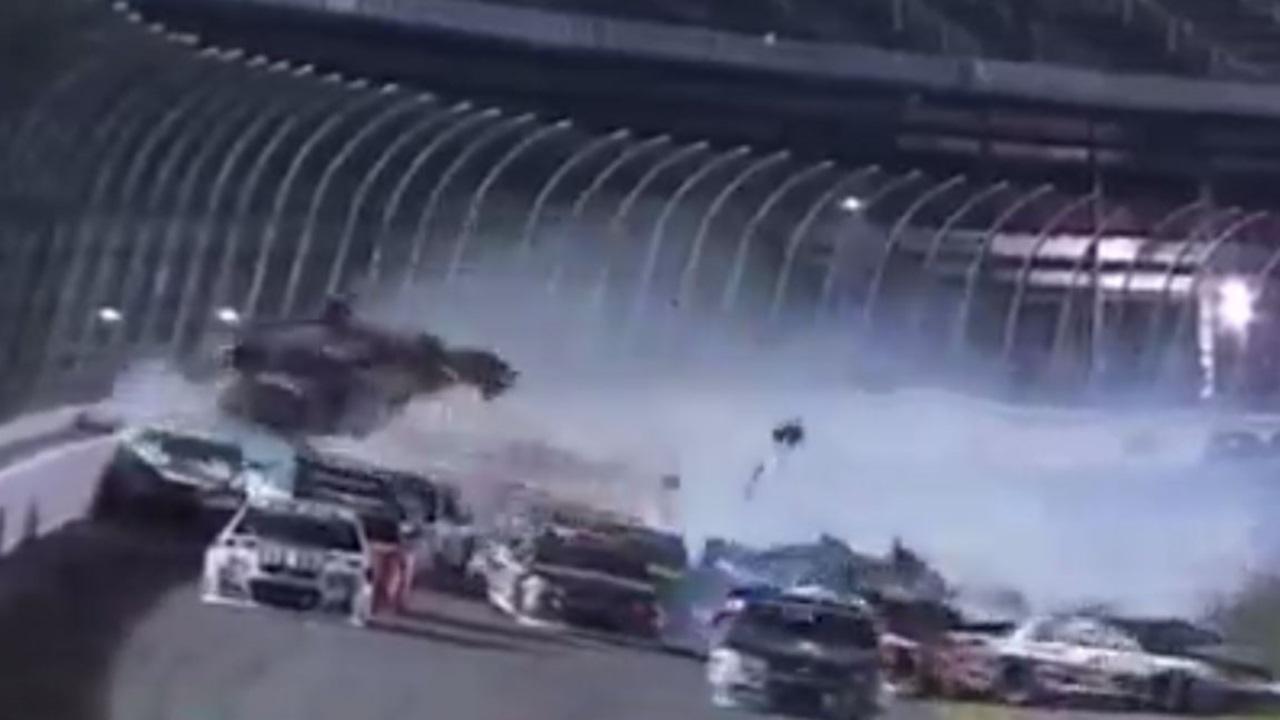 NASCAR fan sues over 2015 crash at Coke Zero 400