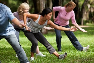 Tai chi mind-body treatments improved fibromyalgia more than aerobic exercise.