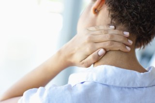 Health care utilization in the year following the initial consultation for neck pain was assessed.