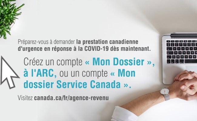 Prestation Canadienne D Urgence Les Gens Concernés