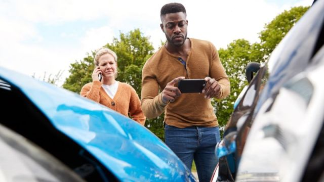 The Chase Sapphire Preferred has primary car rental insurance that covers you if you pay for the rental with the card and have an accident.