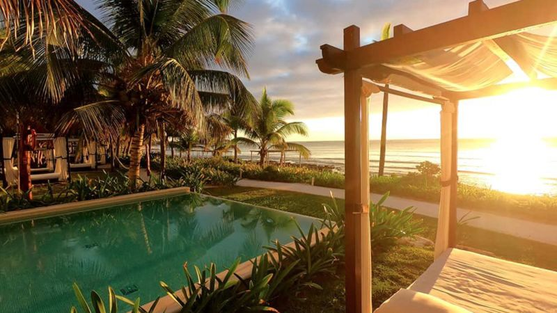 Akumal Bay Beach & Wellness Resort in Akumal Mexico