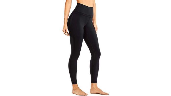 CRZ Yoga High-Waist Tight Yoga Pants