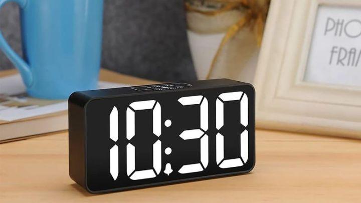 DreamSky Portable Digital Alarm Clock
