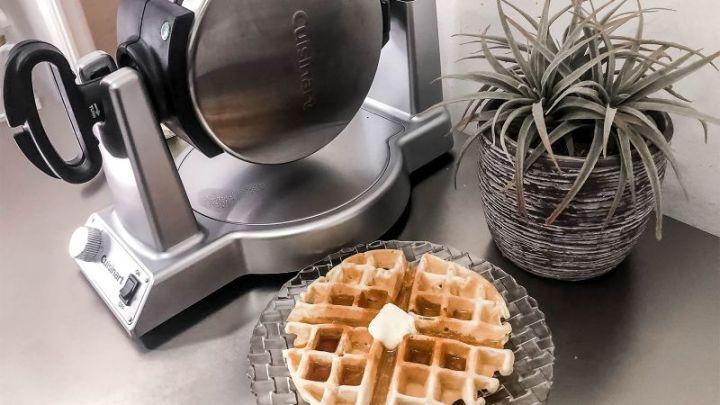 Cuisinart Double Belgian Waffle Maker