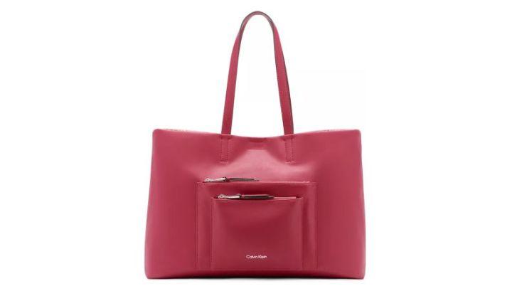 كالفن كلاين حقيبة حمل قابلة للانعكاس