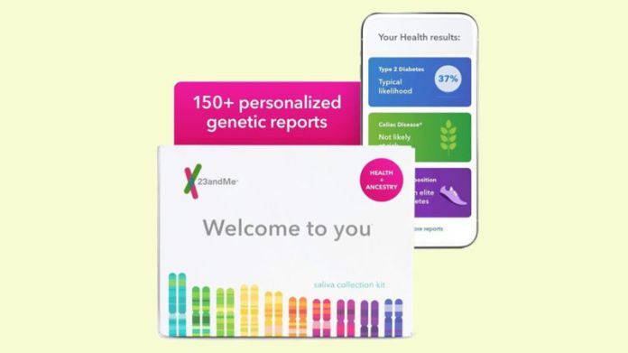 23andMe Ancestry and Traits Kit