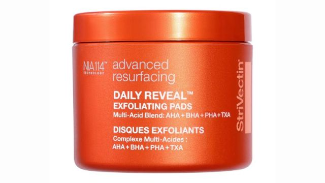 StriVectin Daily Reveal Exfoliating Face Pads