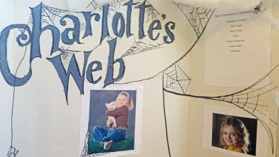 Poster Comp Charlotte's Web