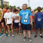 DG challenges public to take part in 5K