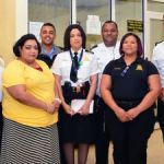Customs staff recognised for customer service