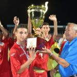 Cuba takes U15 Youth Football Cup