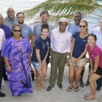 Governor visits Sister Islands