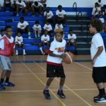 Kids hoops competition to score for NCVO