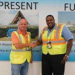 CIAA employee earns airport security certificate