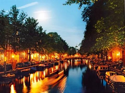 Netherlands Fall Wallpaper Amsterdam S Cultural Renaissance Cond 233 Nast Traveler