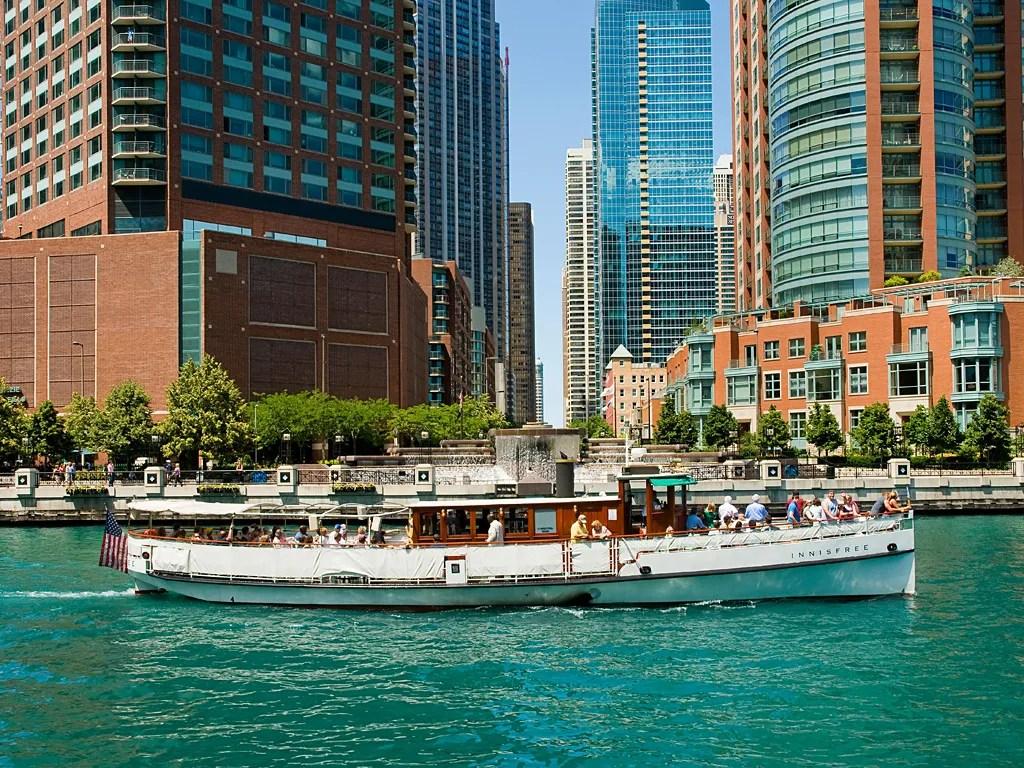 Chicago Architecture Foundation River Cruise, Chicago