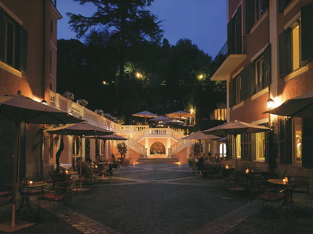 Hotel De Russie Rome Italy  Hotel Review  Photos