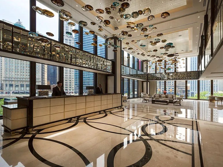 The Langham Chicago Chicago Illinois  Hotel Review
