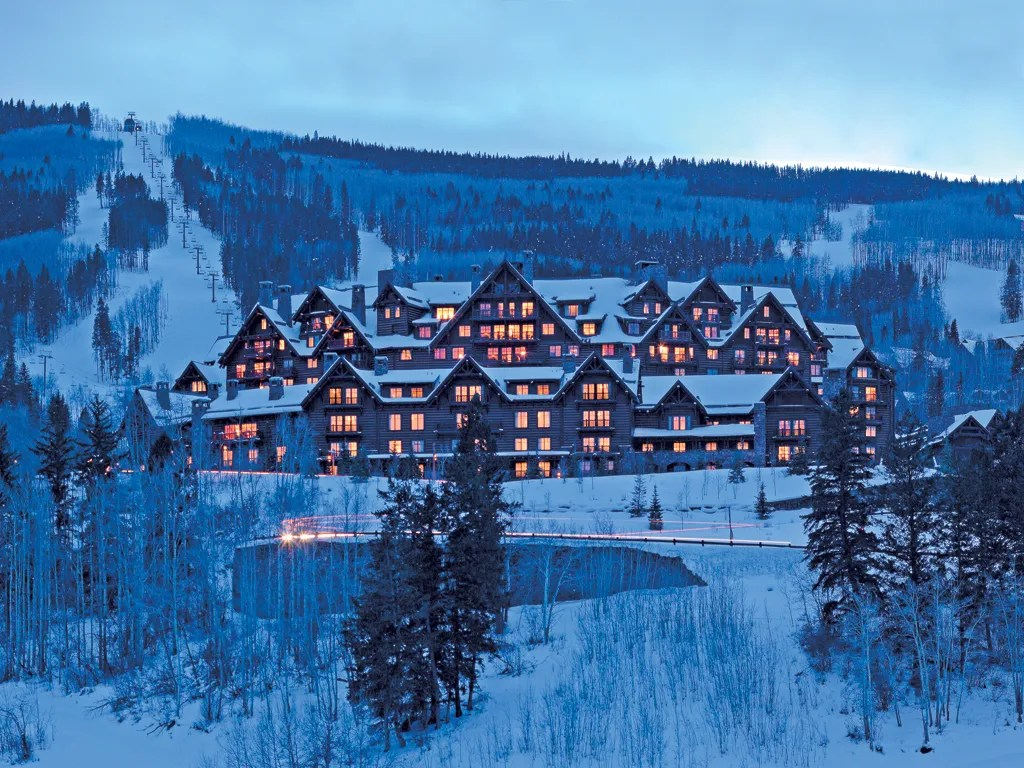 The RitzCarlton Bachelor Gulch Avon Colorado  Resort Review  Photos