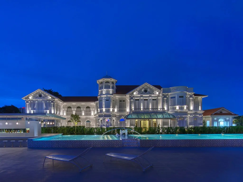 Macalister Mansion George Town Penang Malaysia  Hotel