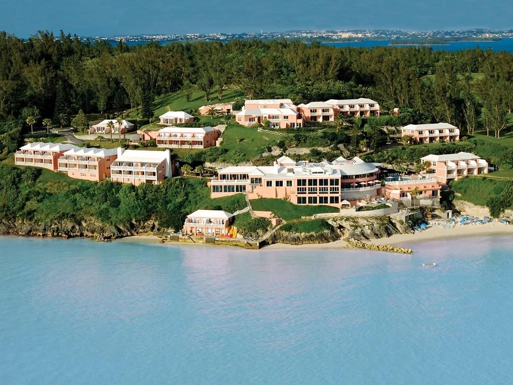 Pompano Beach Club Southampton Parish Bermuda  Resort