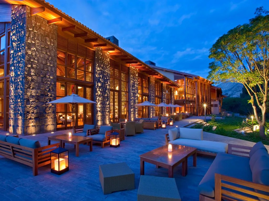 Tambo Del Inka Resort  Spa Luxury Collection Sacred Valley Peru  Resort Review  Photos